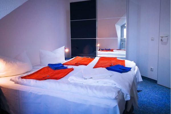 2-Raum-Ferienwohnungen in Binz auf Rügen