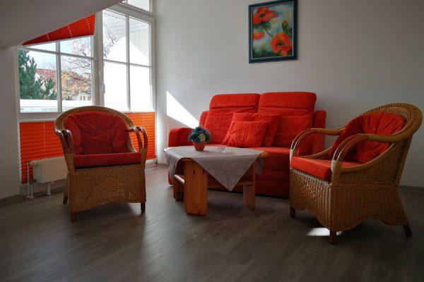 2-Raum-Appartements in Binz auf Rügen