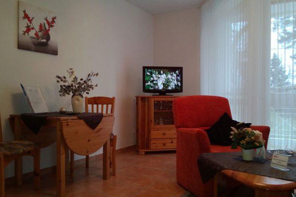 Appartement in Binz auf Rügen - Urlaub im Feriendomizil