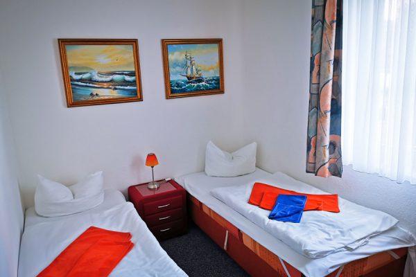 3-Raum-Apartments vom Feriendomizil auf Rügen in Binz