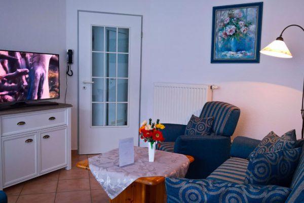 3-Raum-Appartements vom Feriendomizil auf Rügen in Binz