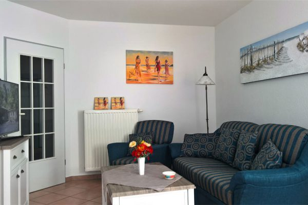3-Raum-Plus-Appartements auf Rügen im Feriendomizil Binz