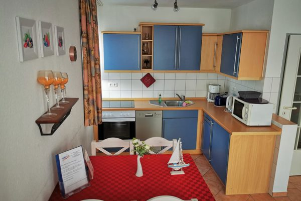 Voll ausgestattete 3-Raum-Ferienwohnungen in Binz auf Rügen