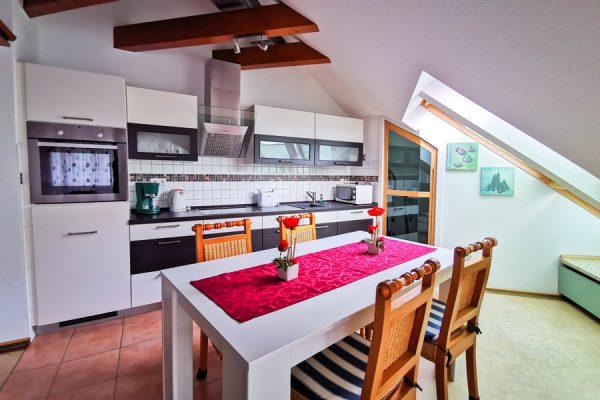3-Raum-Appartements auf Rügen vom Feriendomizil Binz
