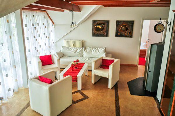 3-Raum-Apartment vom Feriendomizil Binz auf Rügen