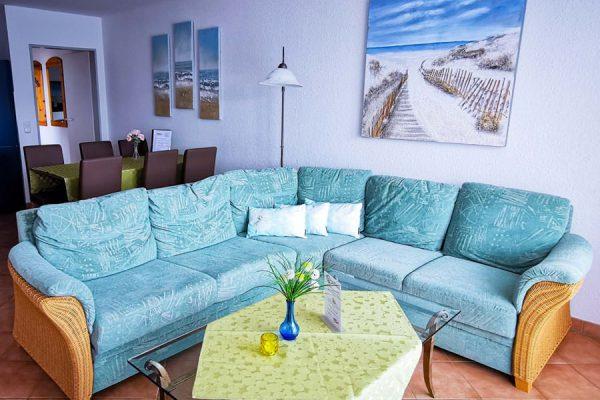 4-Raum-Appartements in Binz auf der Insel Rügen