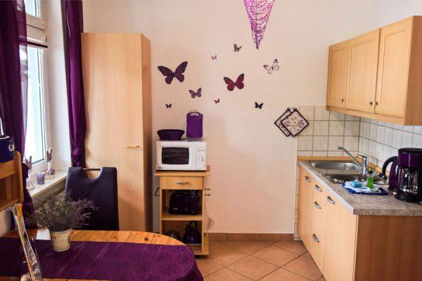 1-Raum-Appartements in Binz auf Rügen