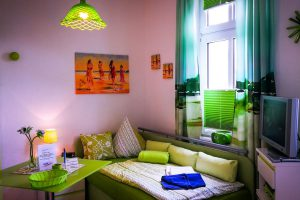 Kleines Apartment in Binz auf der Insel Rügen