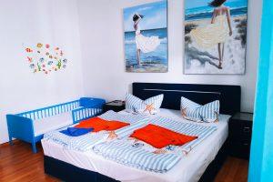 Ferienwohnung buchen im Haus Wylich - Urlaub in Binz auf Rügen