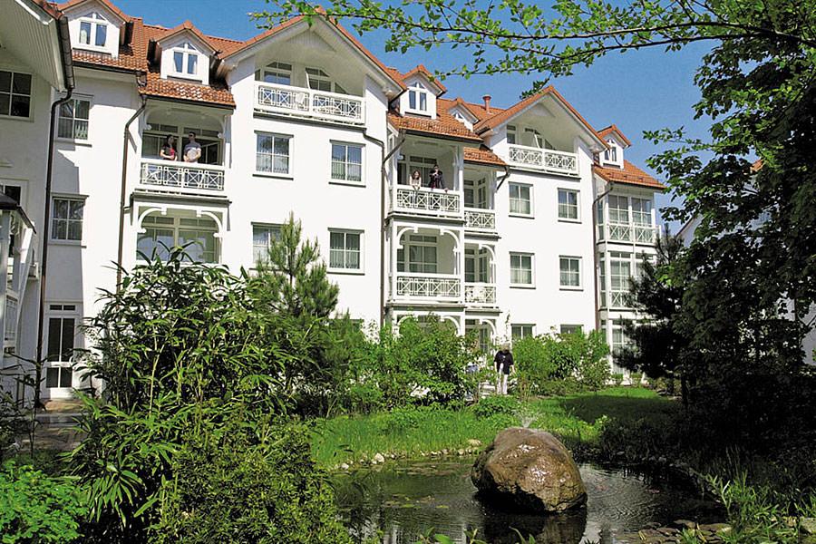 Appartements im Wohnpark Binz auf der Insel Rügen